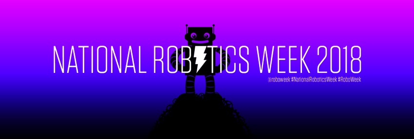 Adafruit national robotics week 2018 blog