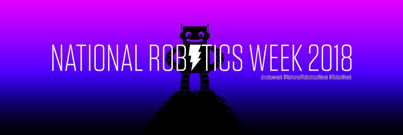 Adafruit national robotics week 2018 blog