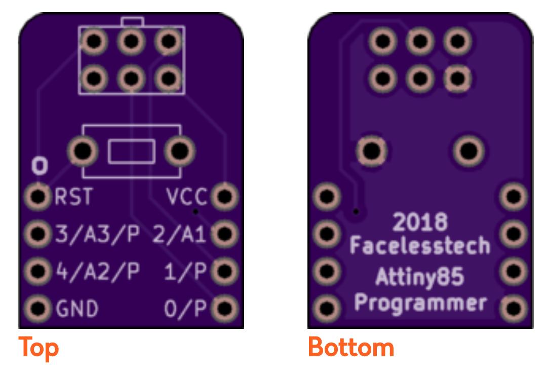 ATtiny85 Programmer with ISP « Adafruit Industries – Makers, hackers