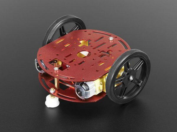 Adafruit robot chassis 3216