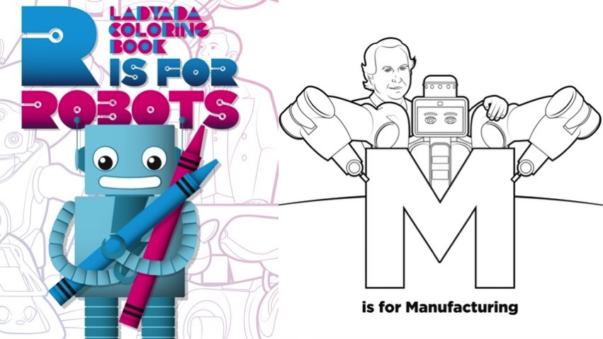 M is for Manufacturing