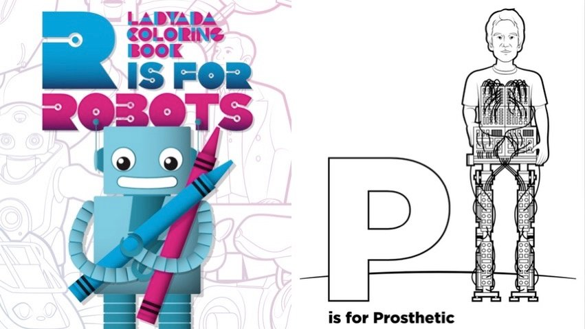 P is for Prosthetic