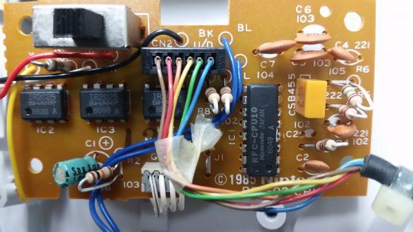 R.O.B. circuit board