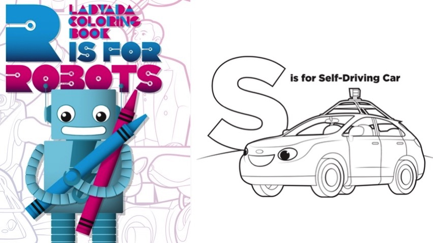 S is for Self Driving Car