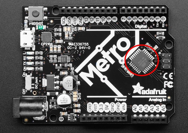 Metro MCU