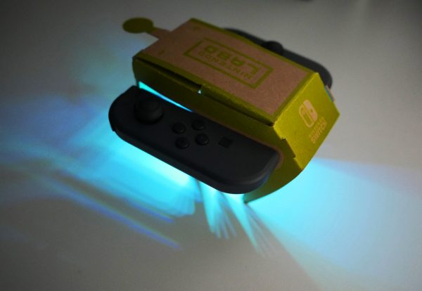 Labo RC Car Action Lights