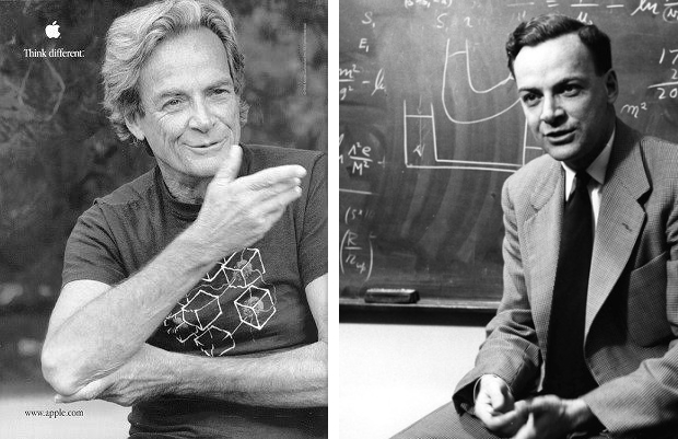 Richard Feynman Pictures