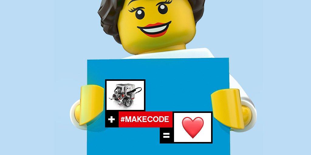 lego+Makecode