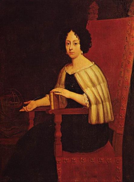 Elena Piscopia portrait