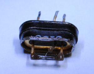 Grown junction NPN transistor type ST2010