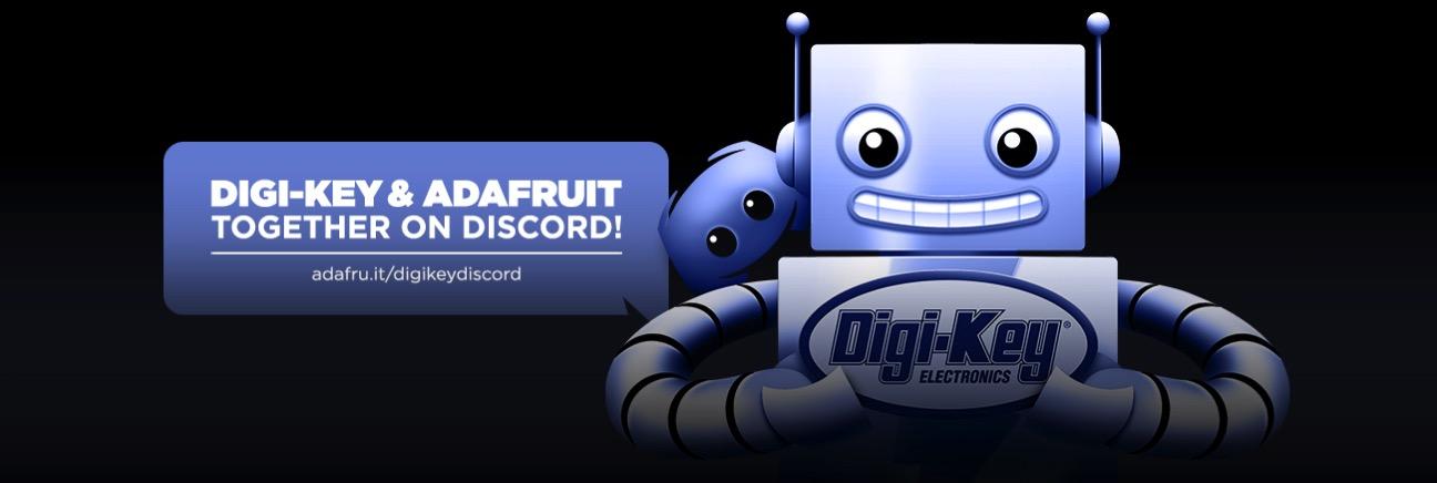 Adafruit digikey discord blog 1