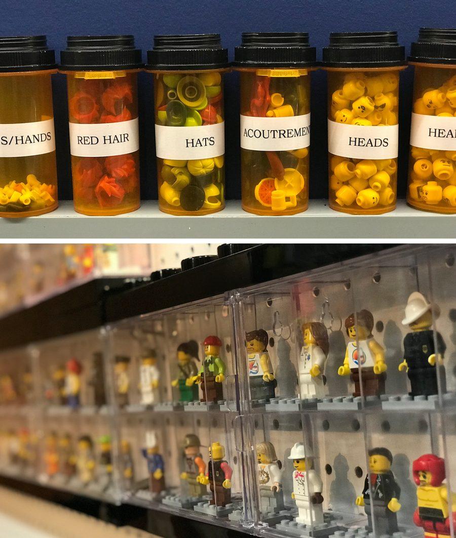 Lego Organize