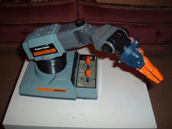 Tandy/RadioShack armatron