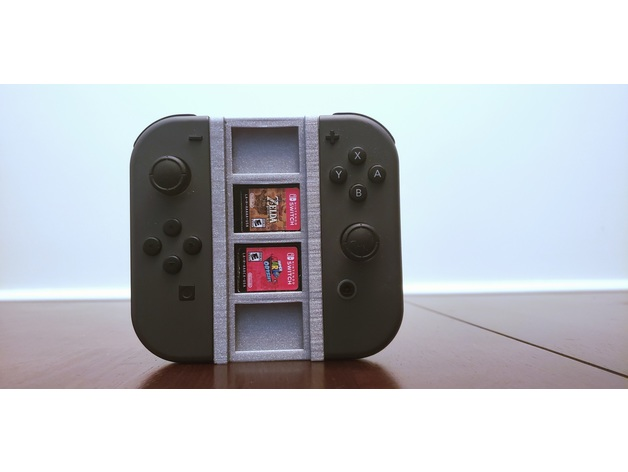 Joycon Cartridge Grip #3DThursday #3DPrinting « Adafruit