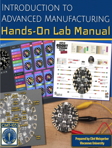 Intro to Advanced Manufacturing Lab Manual