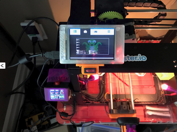 3D Printer Raspberry Pi stand & case for OctoPrint Rig