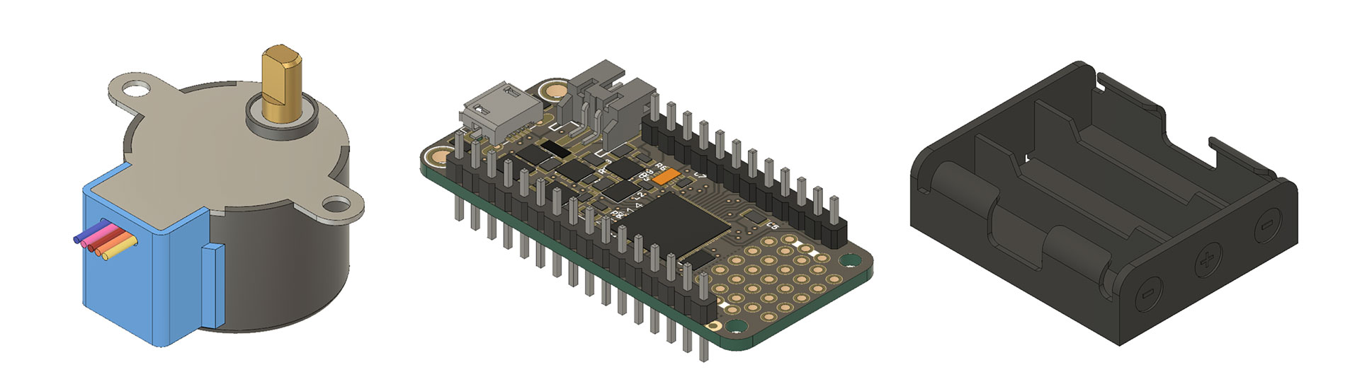 Manual Reflow Scalarelectric Manufacturing Cj At Microcontrollerbased Battery Monitor For Rc Aircraft Circuit Cellar Ed