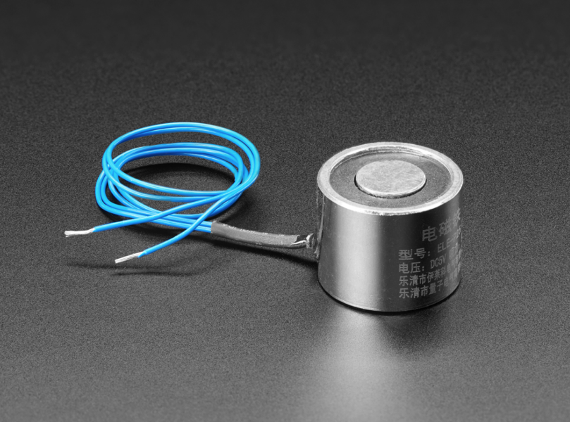 5V Electromagnet 5 Kg Holding Force P25 20 ID 3873 9 95 Adafruit Industries Unique fun DIY electronics and kits