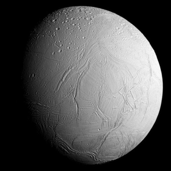 PIA17202 Approaching Enceladus