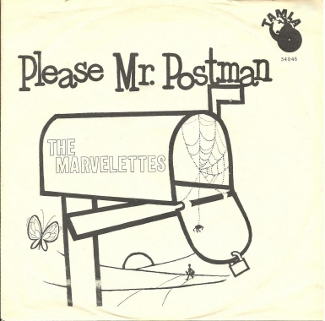 Please Mr Postman by The Marvelettes US vinyl single