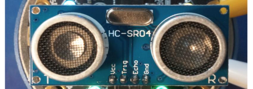 ultrasonic HC-SR04