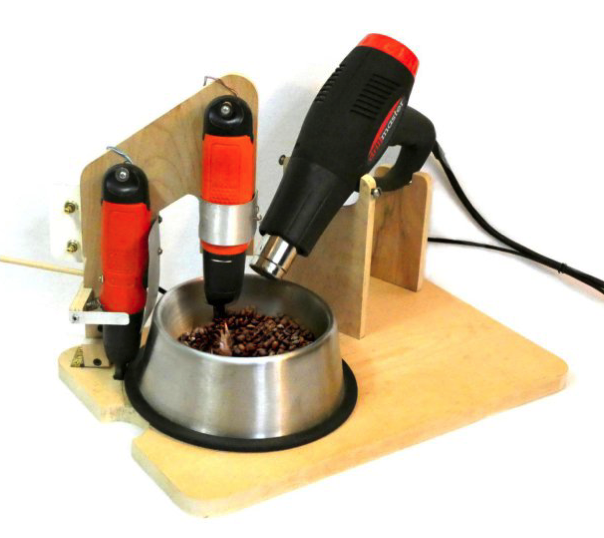 Dog Bowl Coffee Roaster Make 2