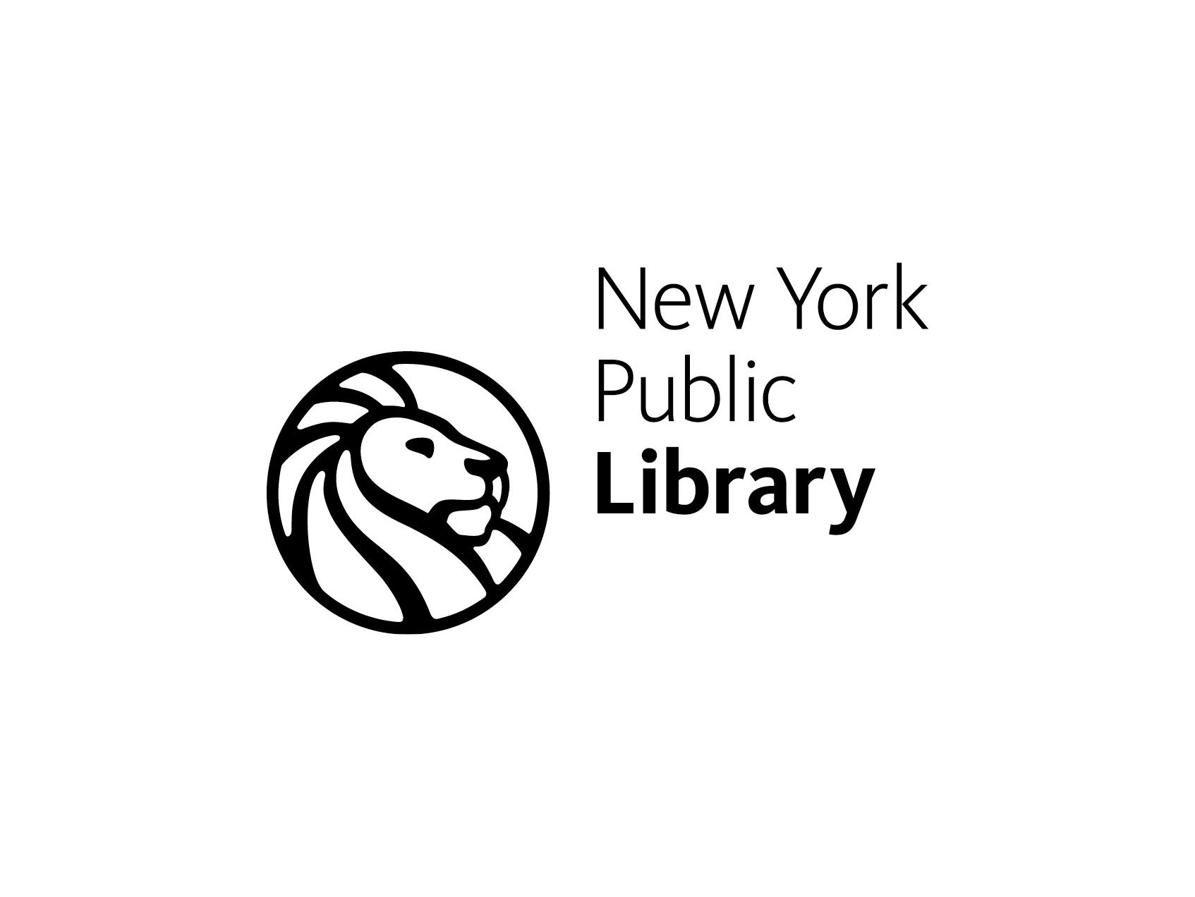New york public library logo