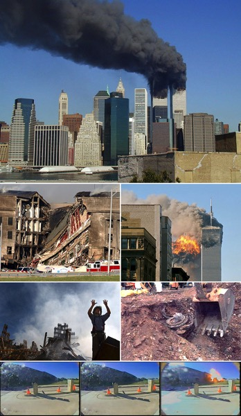 September 11 Photo Montage