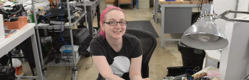 My NYC Maker Week: Hanging with Adafruit and Limor Fried