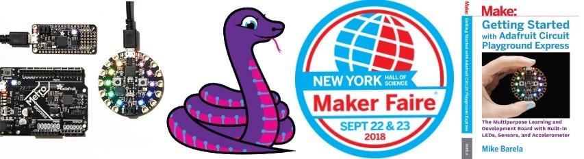 special-makerfaire-python newsletter