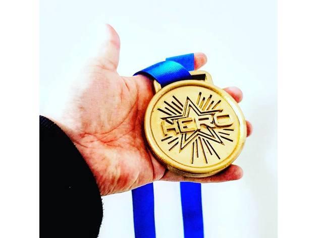 Wreck it Ralph Hero Medal #3DThursday #3DPrinting « Adafruit