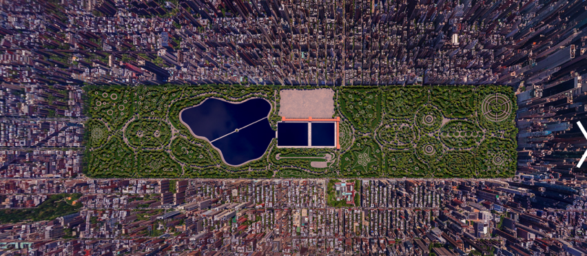 Gallery of What New York s Central Park Could Have Looked Like 1
