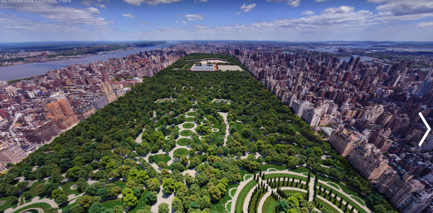 Gallery of What New York s Central Park Could Have Looked Like 5