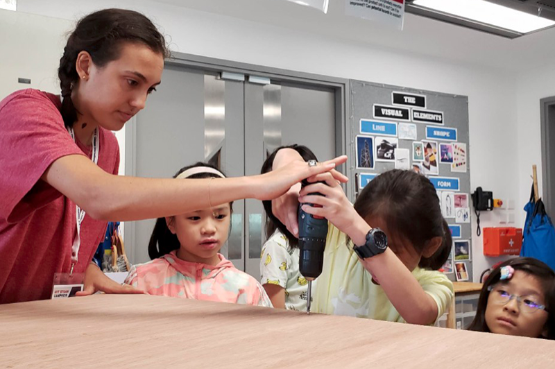 MIT STEAM Camp in Hong Kong blends mind and hand for middle school students MIT News