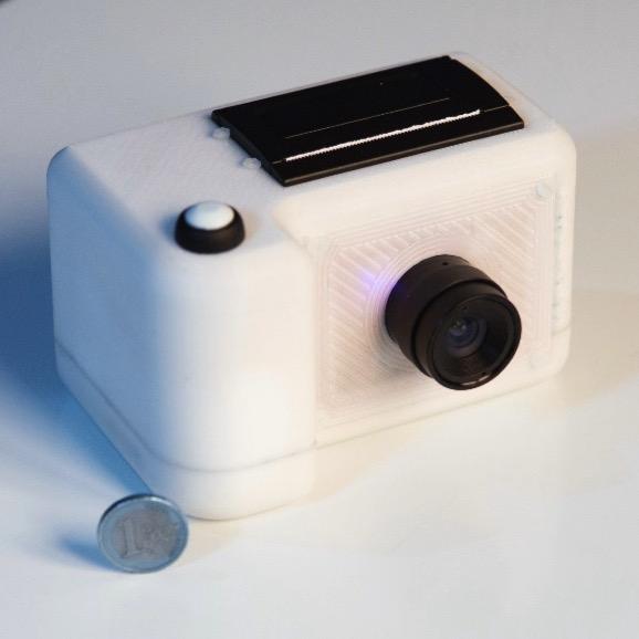 PolaPi Zero Polaroid Camera