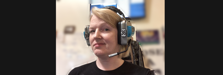 Vintage Headset Conversion