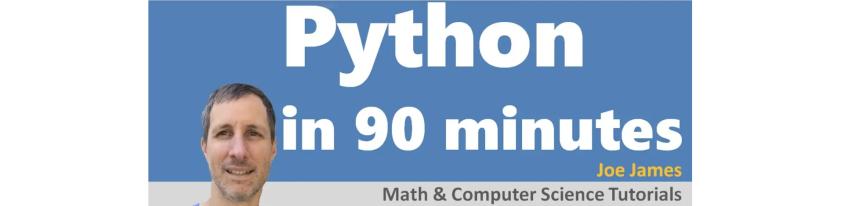 Python in 90 minutes