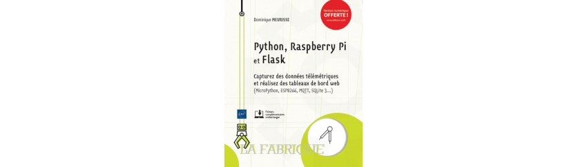 PYTHON, RASPBERRY PI AND FLASK - CAPTURE TELEMETRY DATA AND WEB DASHBOARDS (ESP8266 & MICROPYTHON)