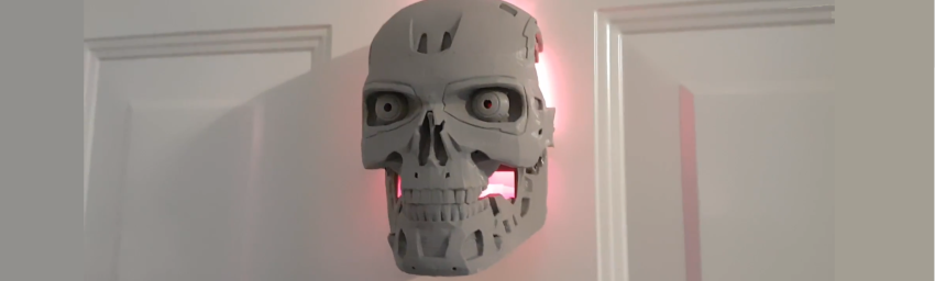 terminator skull adafruit forums
