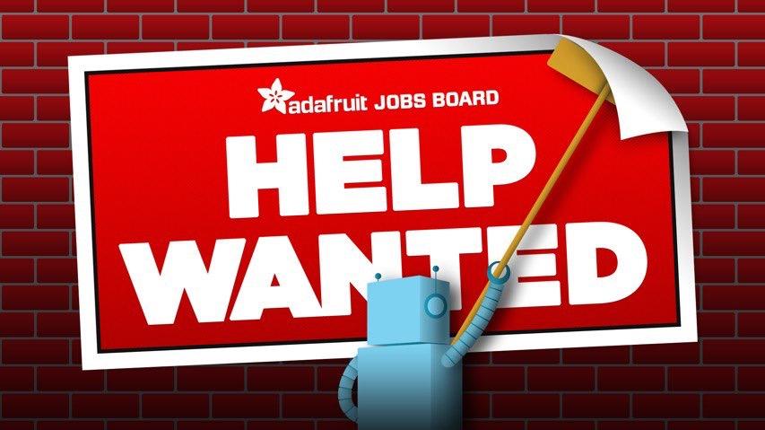 Adafruit Jobsboard-1