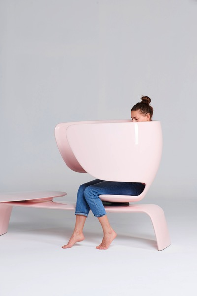 Breastfeeding bench design dezeen 2364 col 21