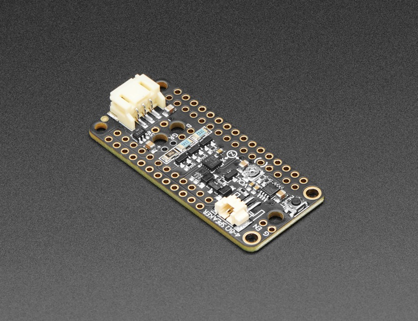 BACK IN STOCK 8211 Adafruit Prop Maker FeatherWing