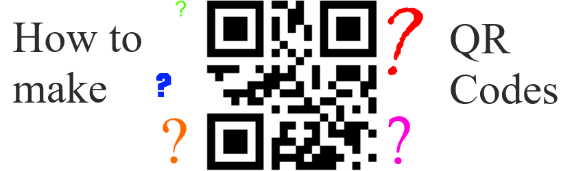 Creating a QR Code step by step
