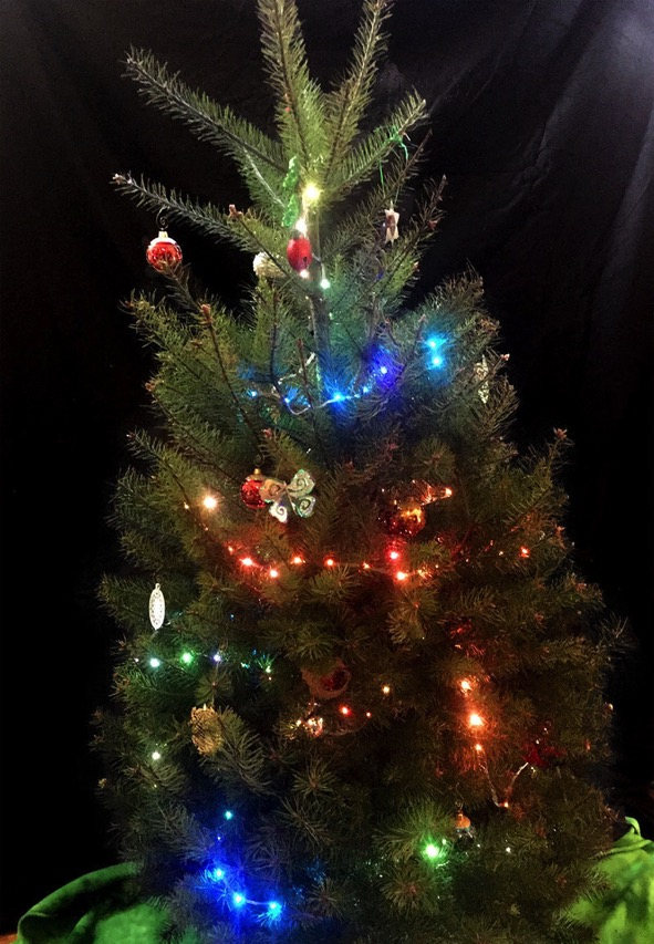 Adafruit products christmastree neopixels