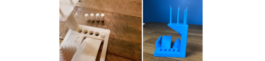 Toward Better 3D Printers: A New Test From Autodesk and Kickstarter