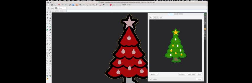 Bringing Vector Artwork into Autodesk Eagle