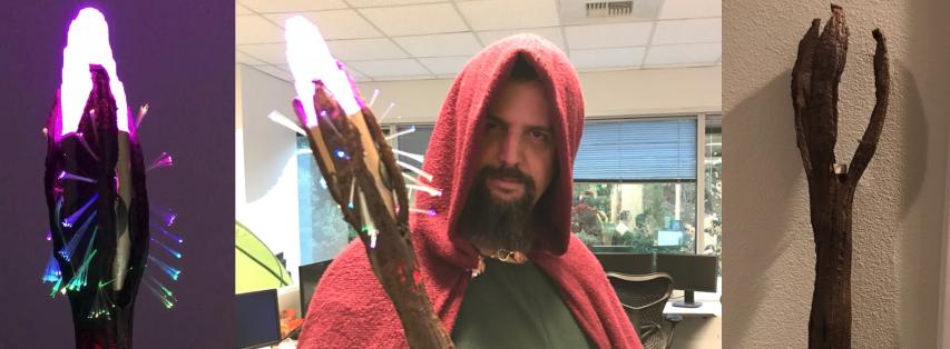 Magic Staff Project Using Trinket M0