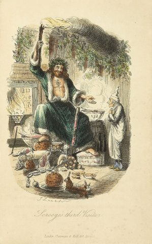 This is a featured article. Click here for more information. Page semi-protected A Christmas Carol