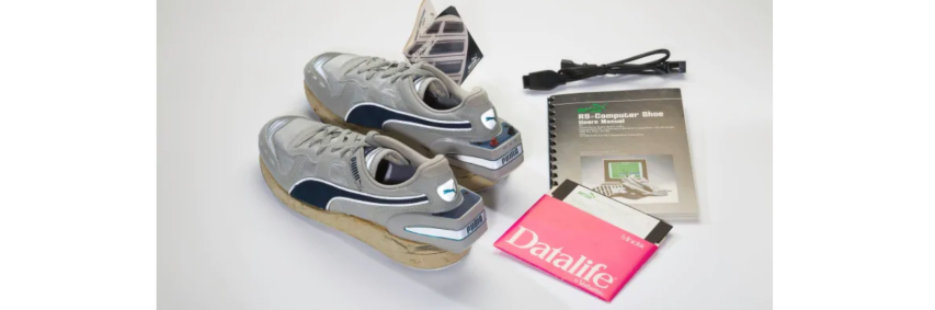 Puma brings back fitness-tracking shoe considered 'useless' in 1986