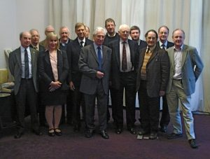 Principal creators of the BBC micro in 2008, some 26 years after its release